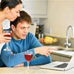 Millennials buying wine online